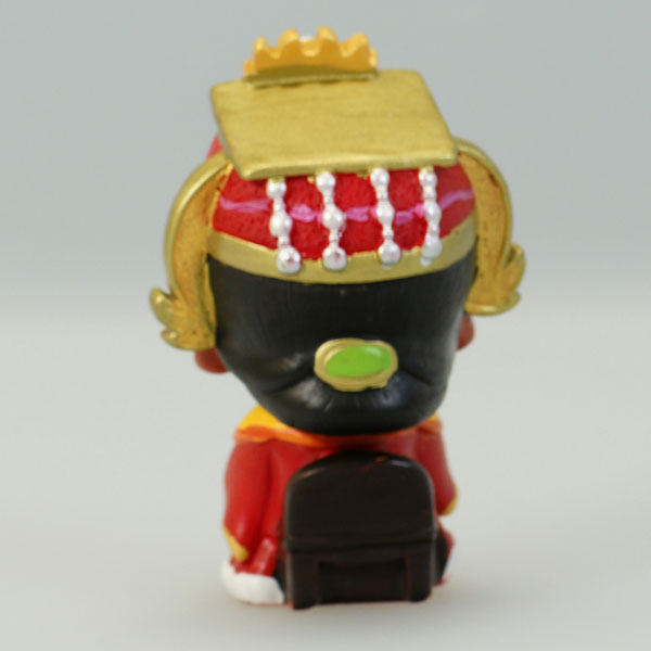 emoji黑脸头像